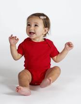 Essential Short Sleeved Bodysuit