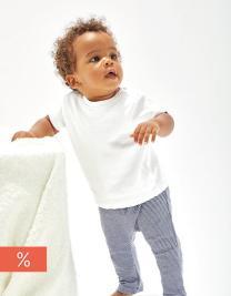 Baby Striped Leggings