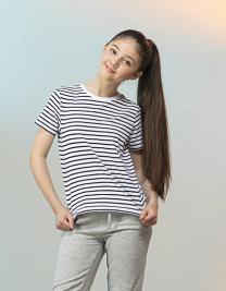 Kids` Striped T